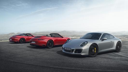 Porsche 911 Carrera GTS – idealne na co dzień