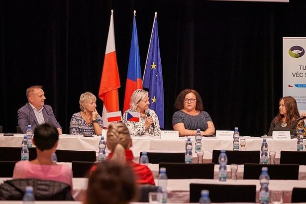 Ubiegłoroczna konferencja w Trutnovie w Czechach