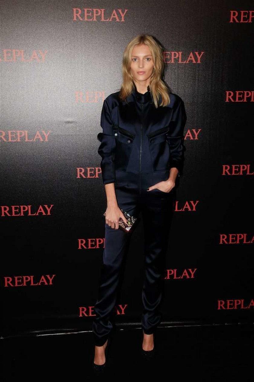 Anja Rubik Cannes