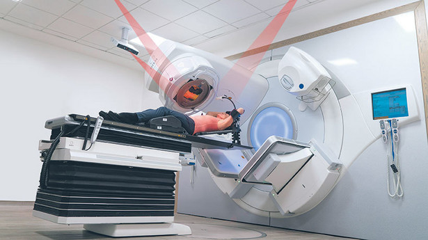 Centrum Radioterapii Amethyst funkcjonuje przy Szpitalu Specjalistycznym im. L. Rydygiera w Krakowie