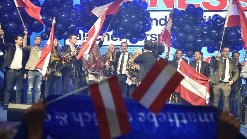Wczorajsze wybory wybrała chadecka Austriacka Partia Ludowa