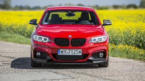 BMW 230i Coupe Performance Parts - z duszą na ramieniu | TEST