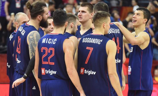 Košarkaška reprezentacija Srbije, Angole, Košarkaši Srbije