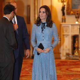 Kate Middleton pierwszy raz pokazała się publicznie od czasu ogłoszenia ciąży
