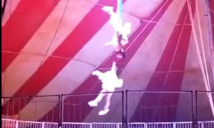 Koszmarny wypadek w cyrku. To spotkało 14-latkę