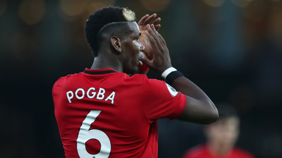 Paul Pogba od dłuższego czasu chce odejść z Manchesteru United