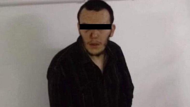 Do sieci trafiło zdjęcie mordercy Adamowicza. Wyraz jego twarzy i postawa przeraża