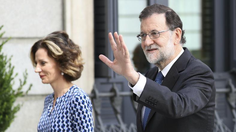 Mariano Rajoy chce przeciwstawić się francuskiej ofensywie w Unii