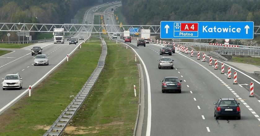 Autostrada A4 jest ważną arterią południowej Polski