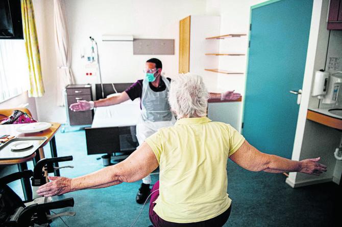 Vežbe disanja pomažu oporavku