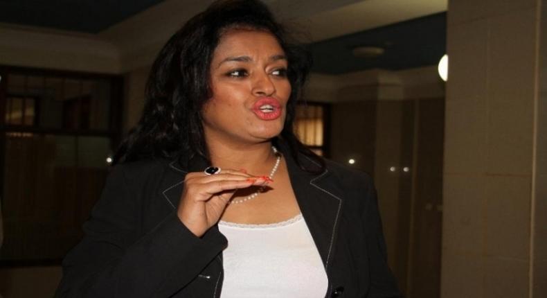 Nairobi Woman Representative Esther Passaris