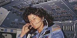 Zmarła pierwsza Amerykanka, która poleciała w kosmos