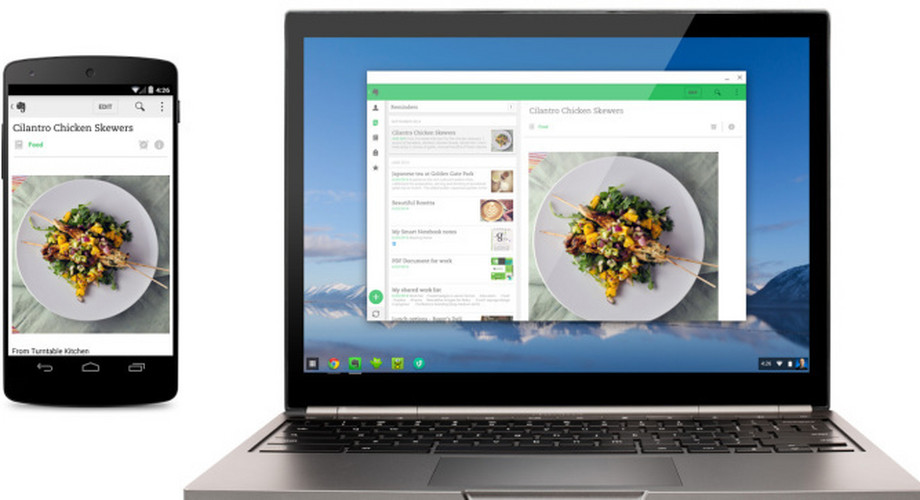 Google plant Hybride aus Android-Tablet & Chromebook
