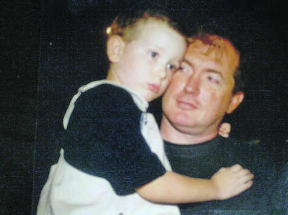 U tatinom zagrljaju: Vuk i Stevan Karadžić