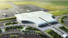 Lublin: terminal lotniska w 2012 r.
