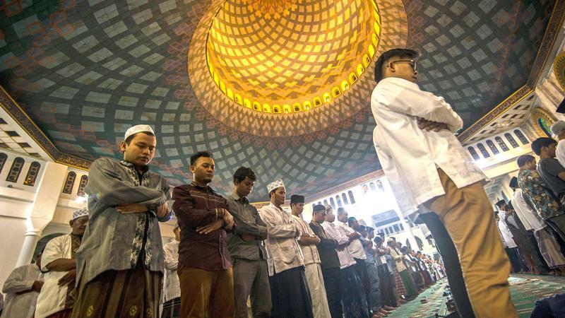 Rozpoczyna się ramadan