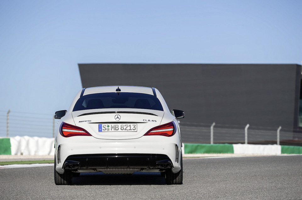 Mercedes-AMG CLA 45 Coupé po liftingu