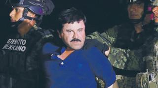 Joaquín Guzmán Loera 'El Chapo': Dożywocie dla meksykańskiego króla dealerów