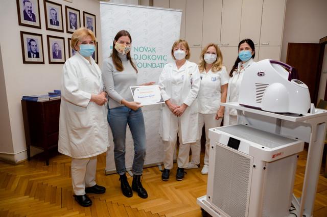 Donacija Institutu za onkologiju i radiologiju