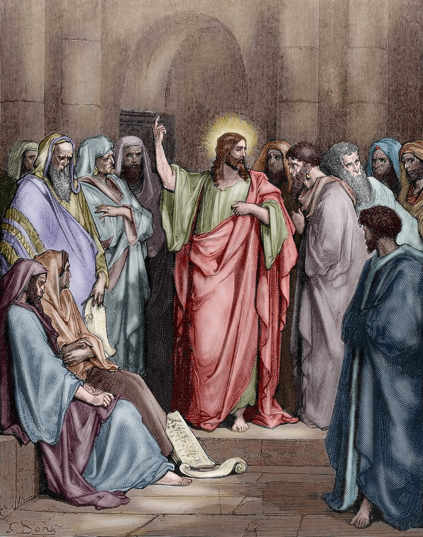 Tu nauczał Jezus