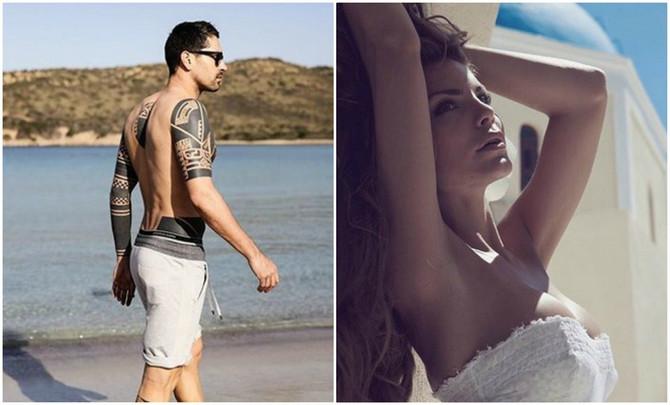 Nina je sa italijanskim fudbalerom bila u tajnoj vezi 2009. godine