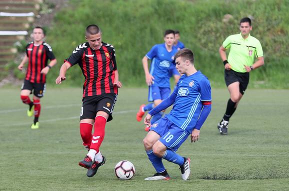 Dinamo je lako savladao Vardar