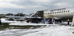 Płonący samolot lądował w Moskwie. 41 ofiar śmiertelnych