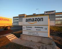 Centrum logistyczne Amazona pod Szczecinem było największym projektem magazynowym w 2017 r.