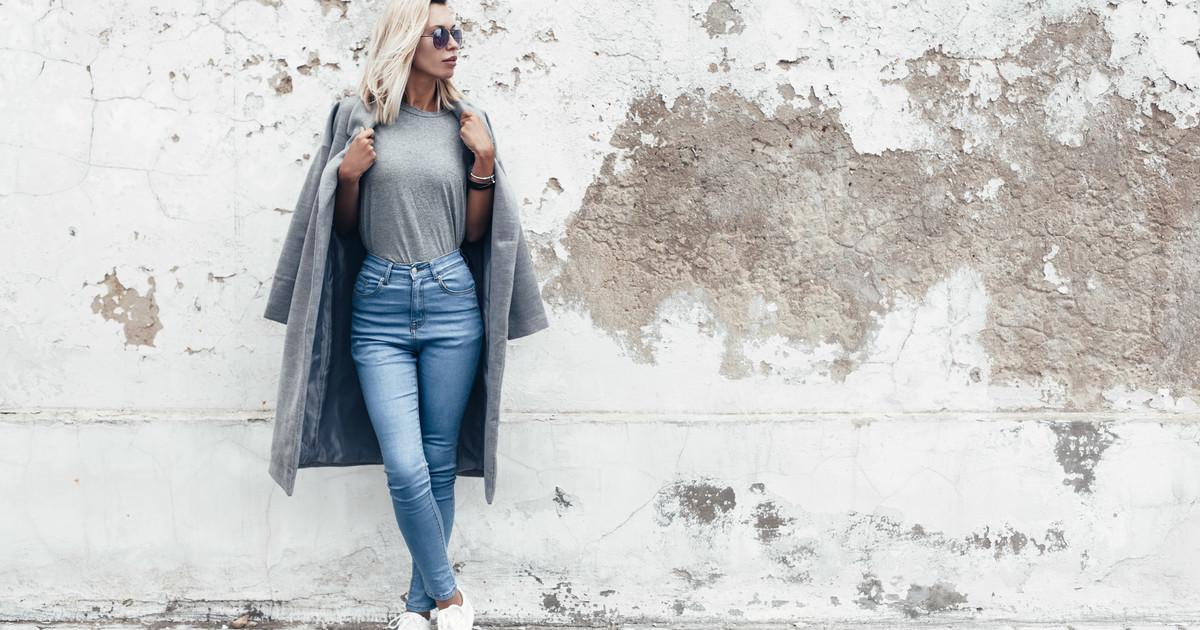 Ubrania w kolorze khaki - Moda
