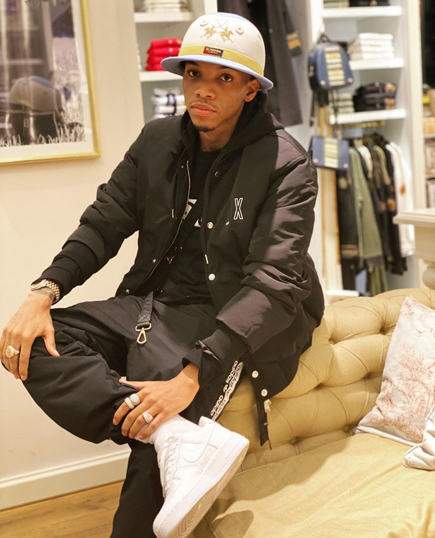 Tekno joins the list of celebrities who until recently were either chain smokers or had a soft spot for cannabis. [Instagram/TeknoOfficial]