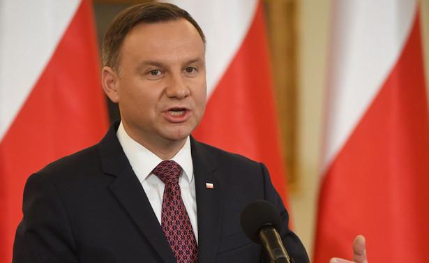 Propozycję przeprowadzenia referendum ws. zmian w konstytucji wysunął prezydent Andrzej Duda