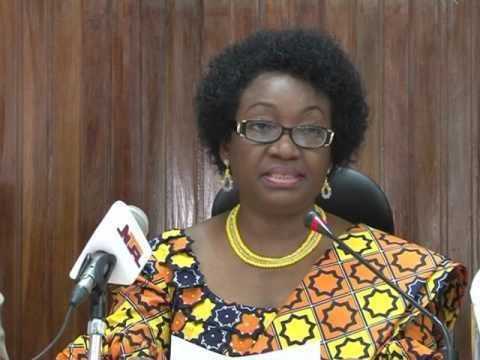 Mrs. Winifred Oyo-Ita, Head of the Federal Civil Service