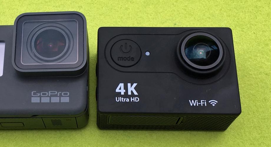 Kaufberatung: GoPro Hero5 Black oder billiger China-Klon?