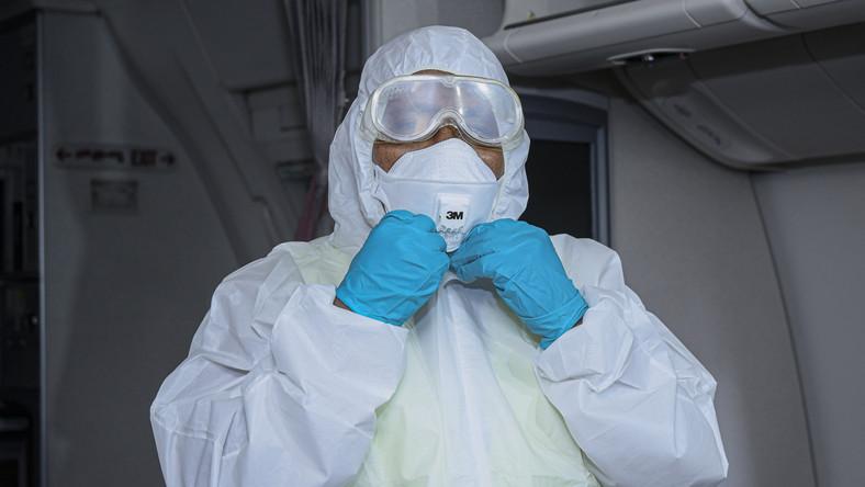 WHO na razie nie widzi zagrożenia koronawirusem dla igrzysk w Tokio