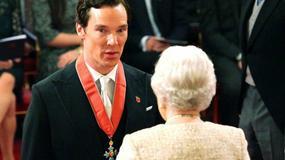 Benedict Cumberbatch otrzymał Order Imperium Brytyjskiego
