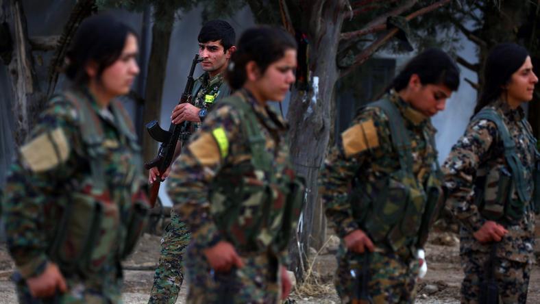 Wojna domowa w Syrii rozpoczęła się w marcu 2011 roku
