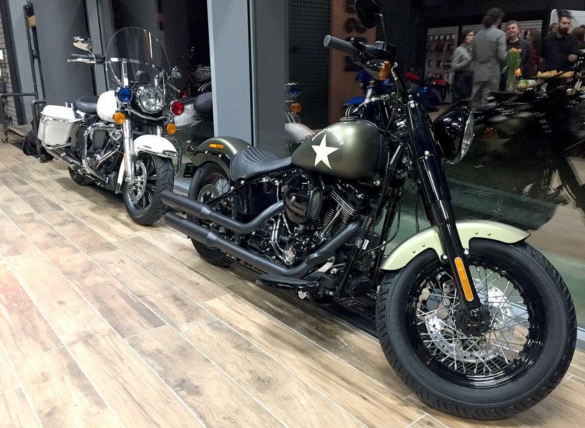 Salon Harley-Davidson w Rzeszowie