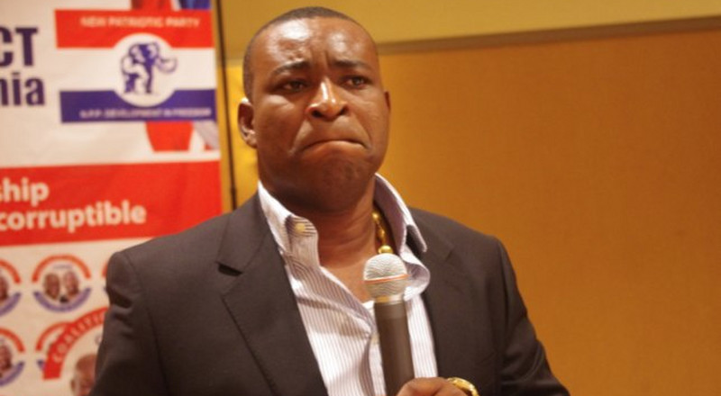 Learn how to speak like a statesman - Wontumi blasts Mahama