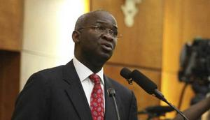 Minister for Power, Works and Housing, Babatunde Fashola