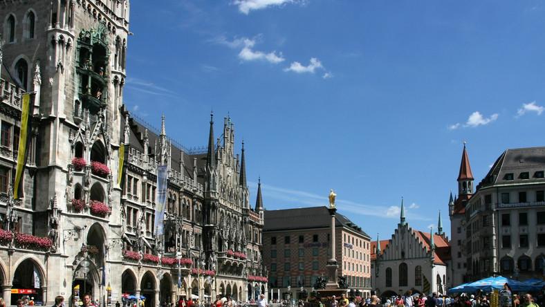 Monachium niemieckim miastem-gospodarzem Euro 2020