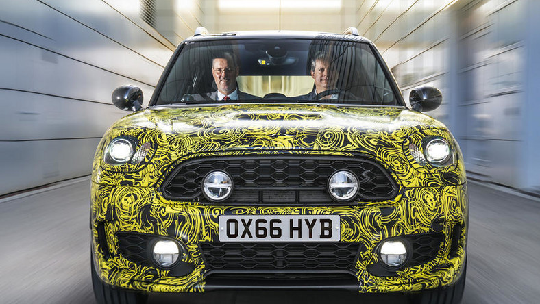 Mini Countryman II Hybrid