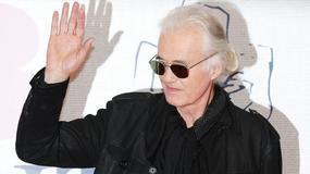 Jimmy Page planuje trasę koncertową