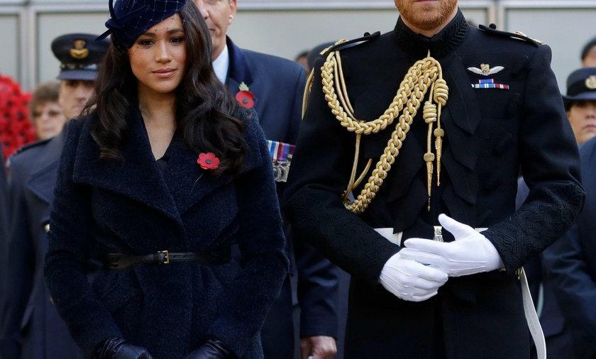 Meghan Markle i książę Harry są zatroskani wiadomościami napływającymi z Australii