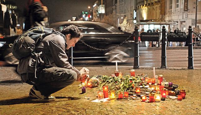 Zapalio se na središnjem praškom trgu u znak protesta zbog sovjetske okupacije njegove zemlje