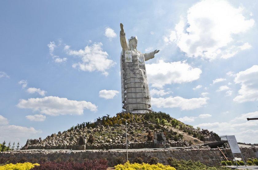 Najwyższy pomnik Chrystusa na świecie - Świebodzin