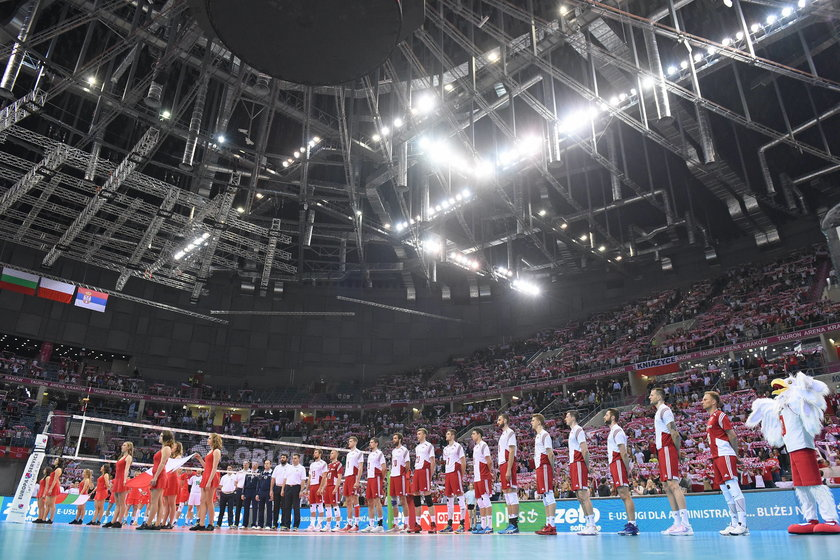 Pierwszy mecz polskich siatkarzy na Memoriale Wagnera w Krakowie