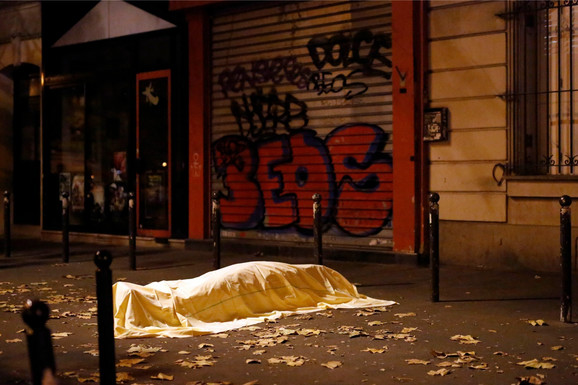 Još krvaviji napad pogodio je Pariz u novembru