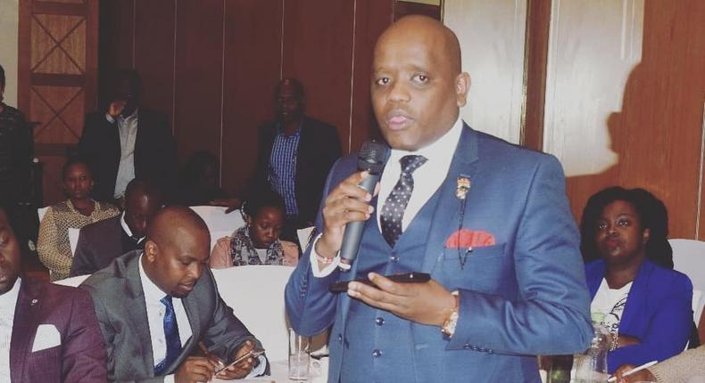 Dennis Itumbi's special birthday message to mother