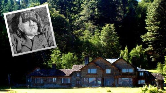 Kuća u kojoj je Hitler navodno živeo u Argentini