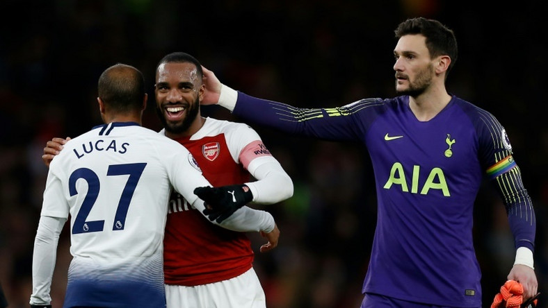 Tottenham goalkeeper Hugo Lloris wants revenge over Arsenal
